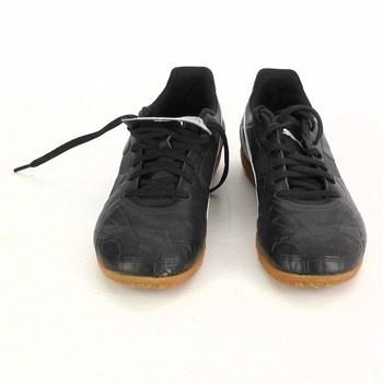 Dětské boty černé Puma 105727