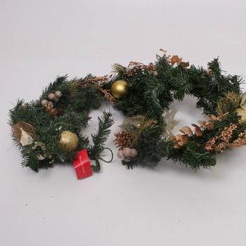 Vánoční dekorace WeRChristmas WRC-2119