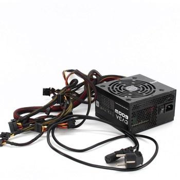 PC zdroj ATX EVGA 100-W1-0600-K2