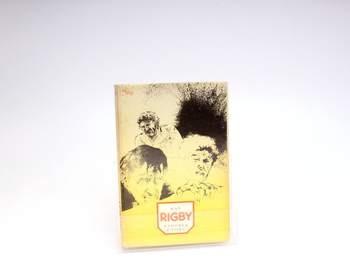 Kniha Ray Rigby: Pahorek z písku
