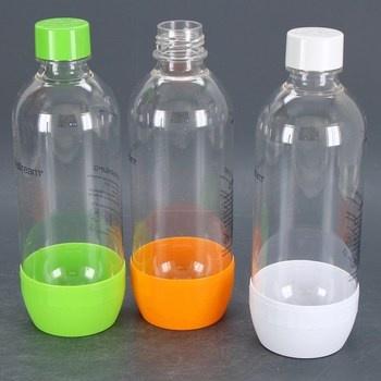 Plastová láhev Sodastream 2+1