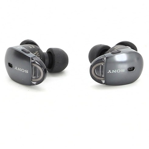 Bezdrátová sluchátka Sony WF-1000X černá