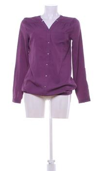 Dámská košile BodyFlirt fialová