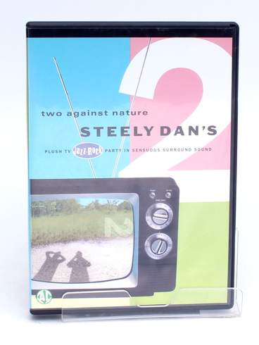 DVD Two against nature Steely Dan's