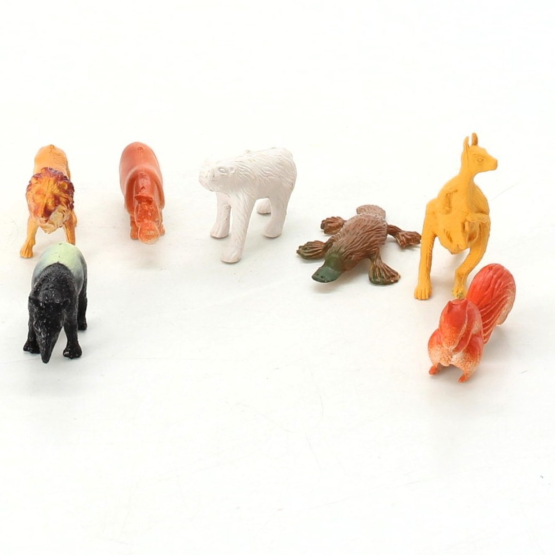 Figurky zvířat
