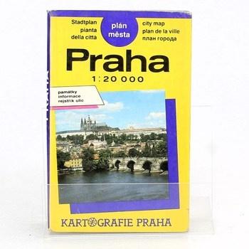 Kolektiv autorů: Praha - kartografie