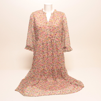 Dámské letní šaty Vero Moda béžové