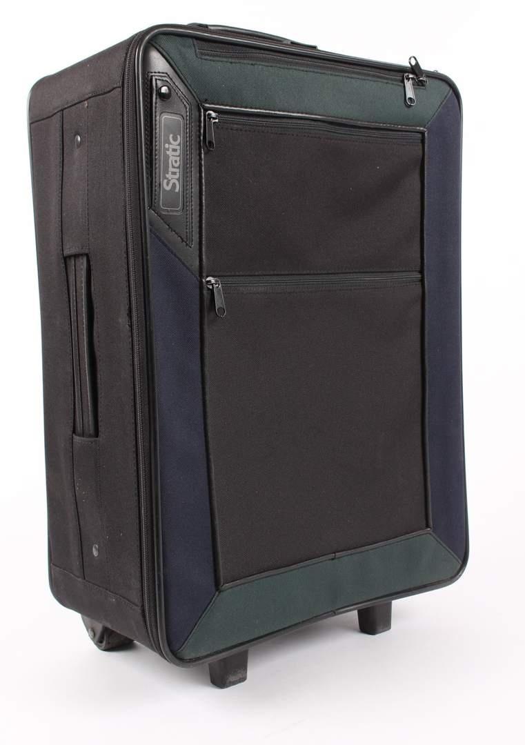 Cestovní kufr Stratic látkový