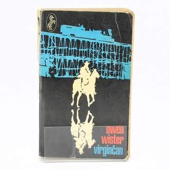 Kniha Owen Wister: Virgínčan