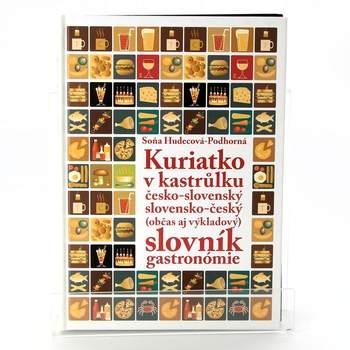 Kniha Kuriatko v kastrůlku