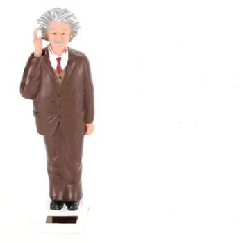 Solární figurka Kikkerland Albert Einstein