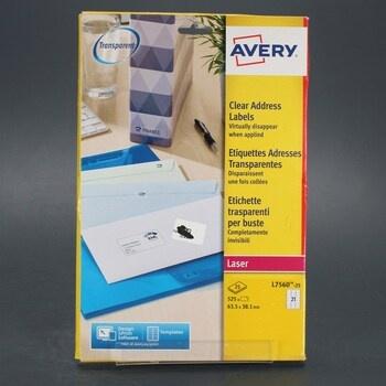 Adresní etikety Avery L7560-25
