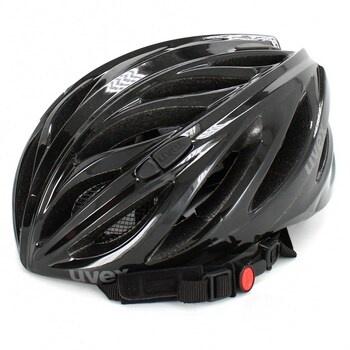 Cyklistická helma Uvex S410229, Boss, černá
