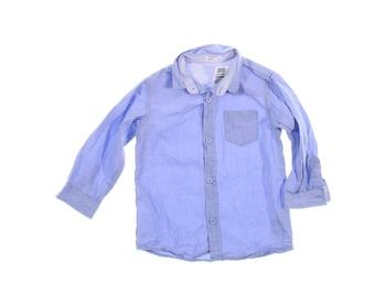 Dětská košile Pepco odstín modré