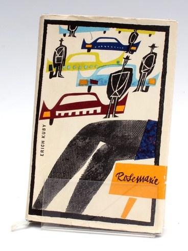 Kniha Erich Kuby: Rosemarie