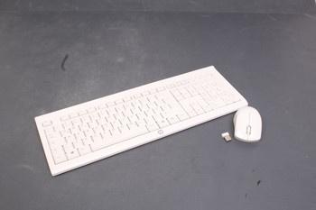 Bezdrátový set HP C2710 bílý