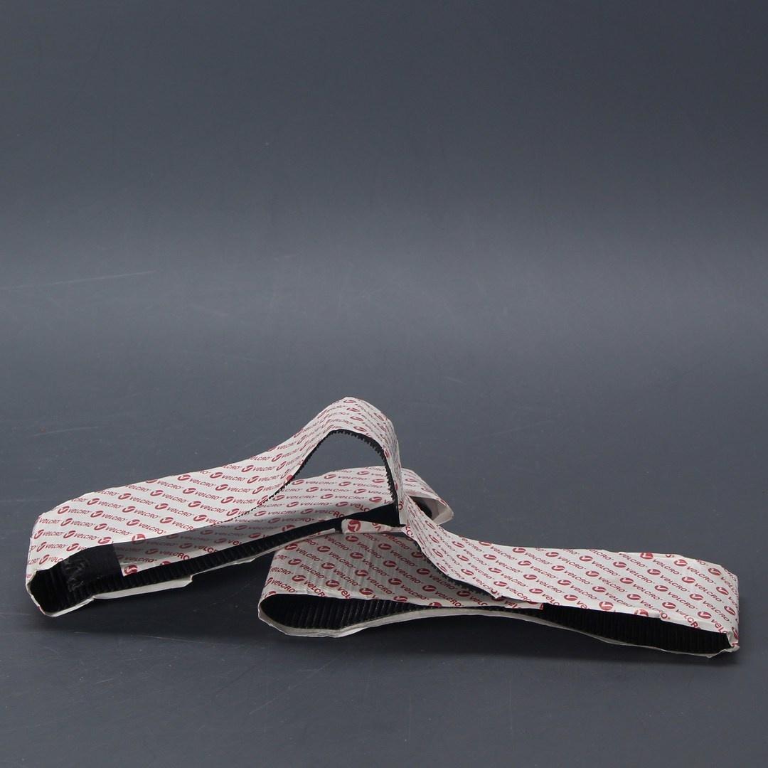 Suchý zip Velcro černý 1 kus