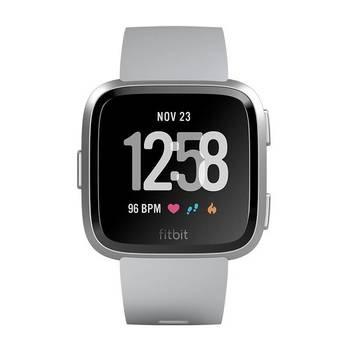 Chytré hodinky Fitbit Versa FB505SRGY-EU
