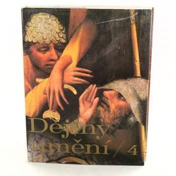 Kniha José Pijoan: Dějiny umění 4
