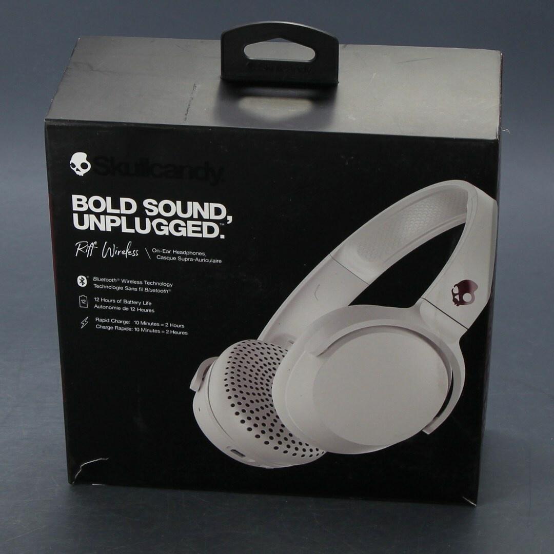 Sluchátka na uši Scoolcandy Riff On air