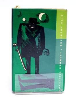 Kniha Dashiell Hammett: Skleněný klíč