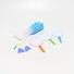 Dětská hra Hasbro Elefun chytání motýlků