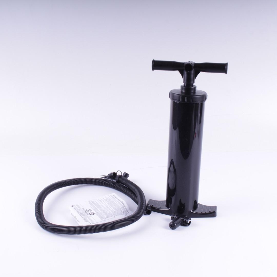 Explorer vzduchová ruční pumpa černá