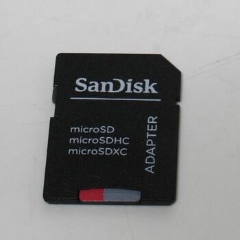 Paměťová karta Sandisk Ultra 128 GB, Class10