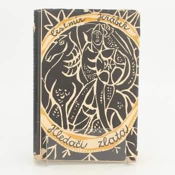 Kniha Hledači zlata Čestmír Jeřábek