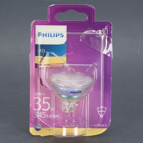 Žárovka Philips GU5.3 5W 345 lm