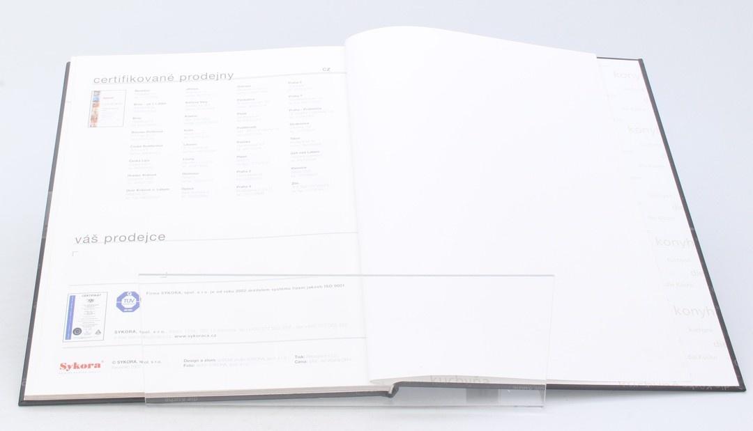 Kniha Sykora: Kuchyně nejvyšší kvality
