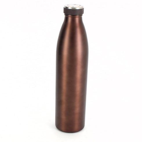 Láhev na pití 720°DGREE hnědá