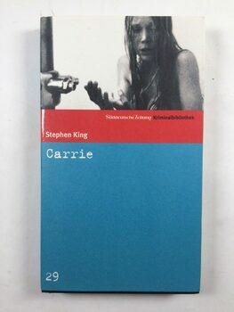 Carrie. SZ Krimibibliothek Band 29
