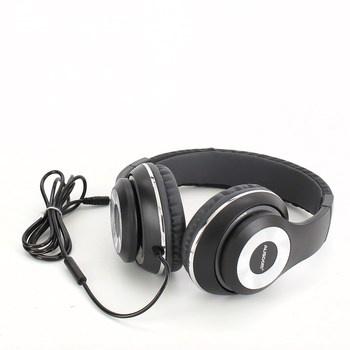 Kabelová sluchátka Ausdom F01