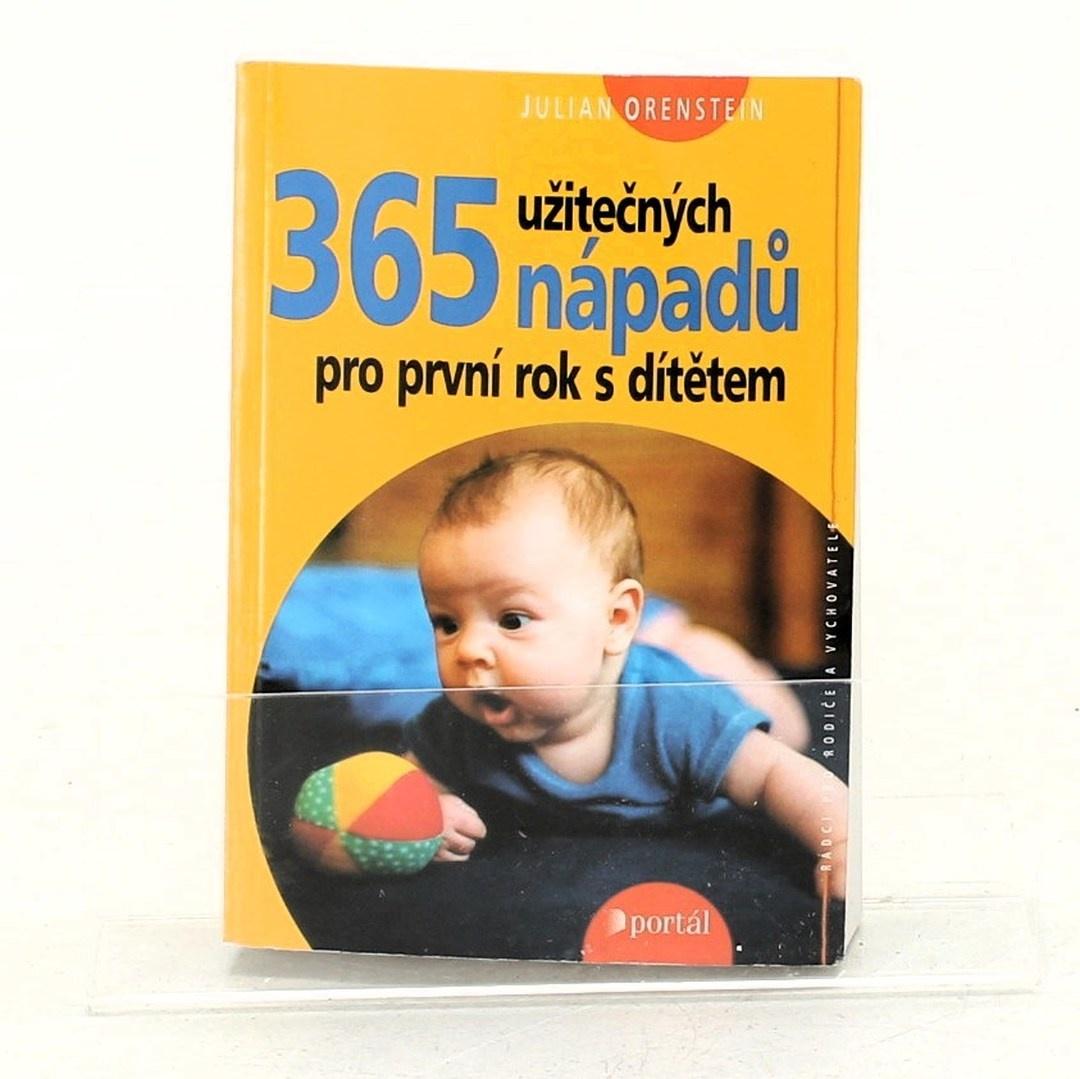 365 užitečných nápadů pro první rok s dítětem