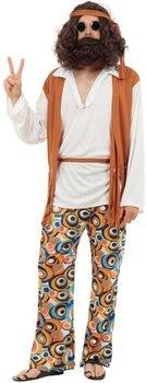 Pánský kostým Bristol Novelty AC591X Hippies