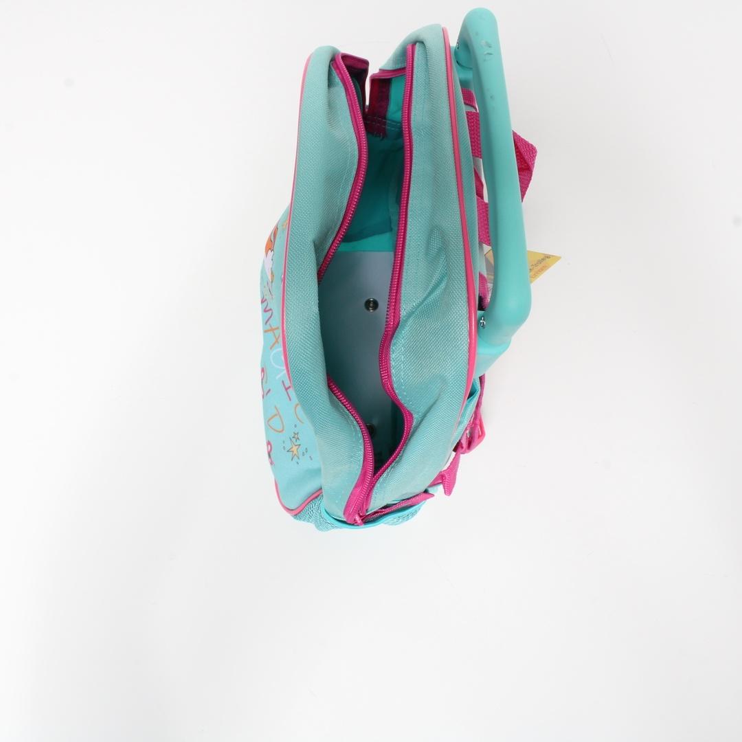 Dětský batoh na kolečkách Idena 20069