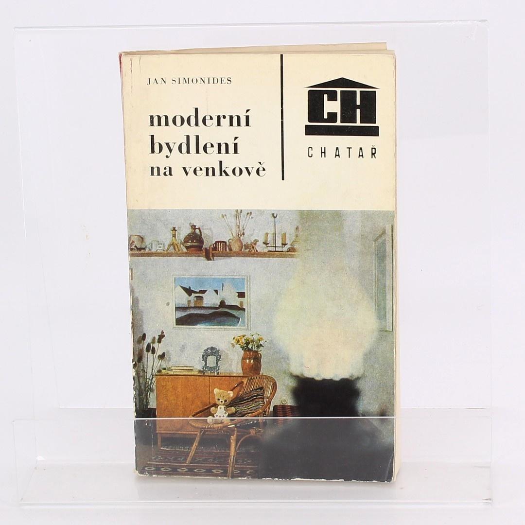 Kniha J. Simonides :Moderní bydlení na venkově