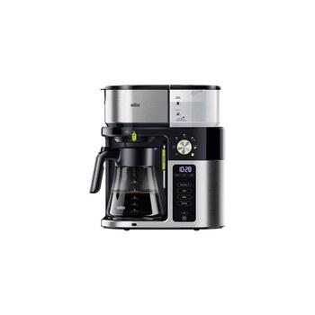 Překapávací kávovar Braun KF 9050