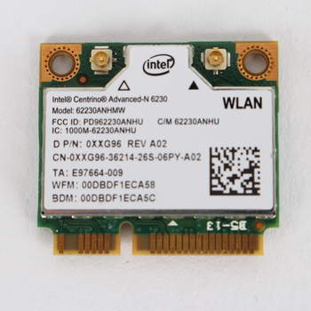 Mini PCI-E Wi-Fi Intel 62230ANHMW