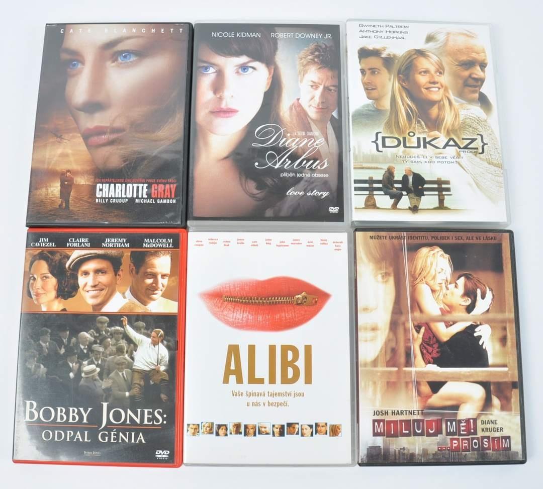 Sada DVD Alibi, Bobby Jones: odpal génia,