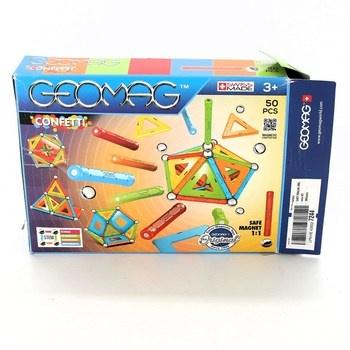 Magnetická stavebnice Geomag 352 Confetti
