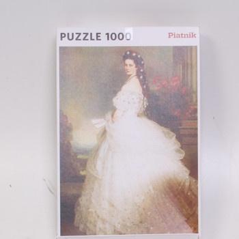 Puzzle 1000 Piatnik 5589 Císařovna Elizabeth