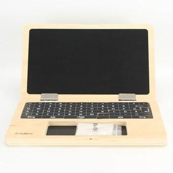 Dřevěný notebook Eichhorn 100002575