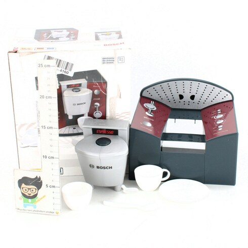 Dětský kávovar Klein Bosch 9569 vícebarevný