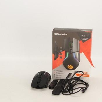 Herní myš SteelSeries Rival 650