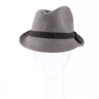Pánský klobouk odstín šedé c78962b01c