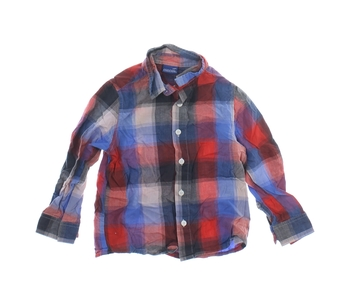 Dětská košile Cherokee kostkovaná