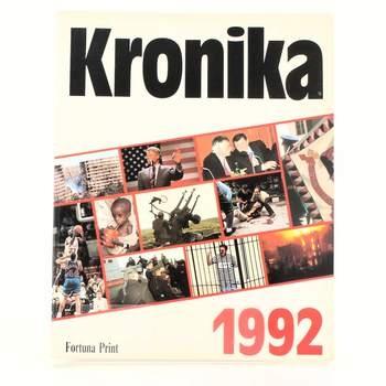 Kniha Kronika 1992, Fortuna Print