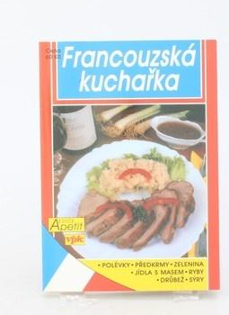 Kniha Jana Zachová: Francouzská kuchyně